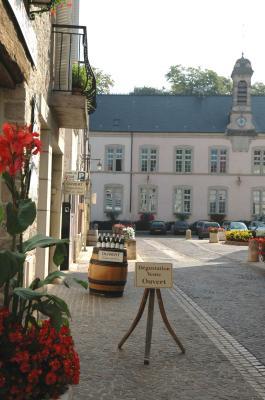 Gevrey-Chambertin - CÔTE-D''OR TOURISME©R.GUITON