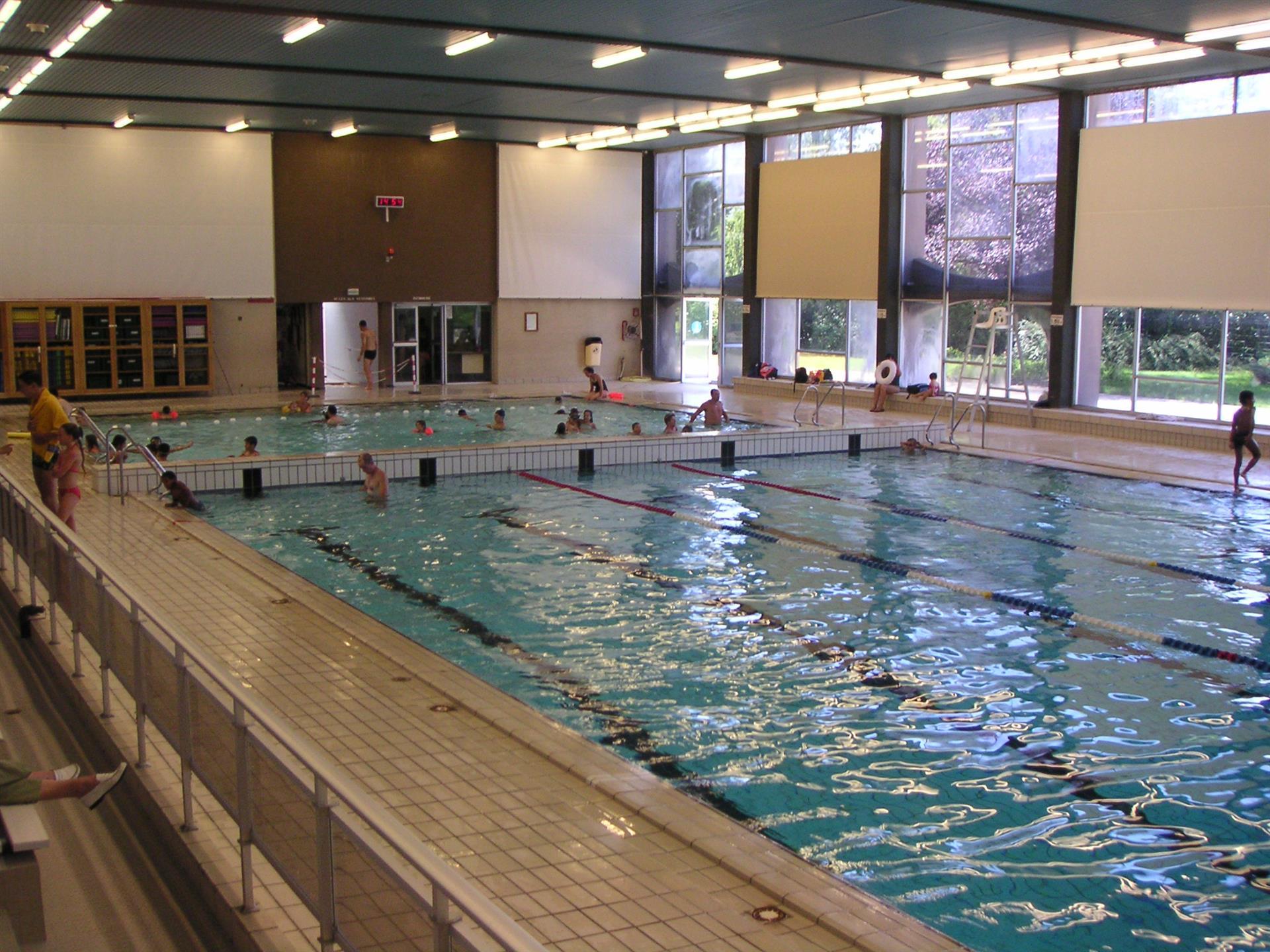 Piscine municipale de la fontaine d 39 ouche dijon c te d - Horaire piscine fontaine d ouche ...