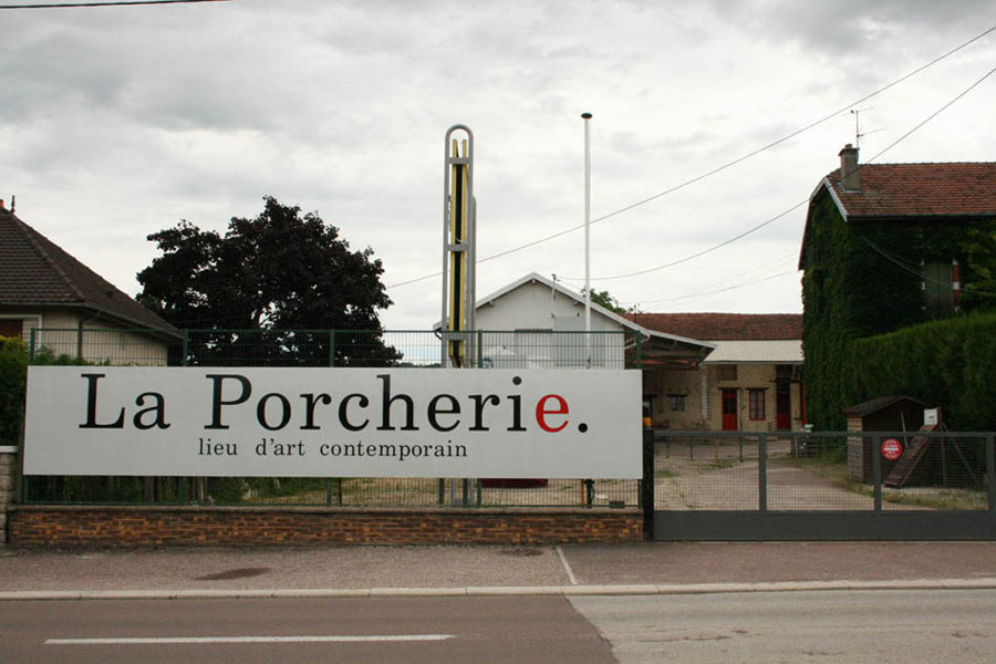 La Porcherie - © LA PORCHERIE