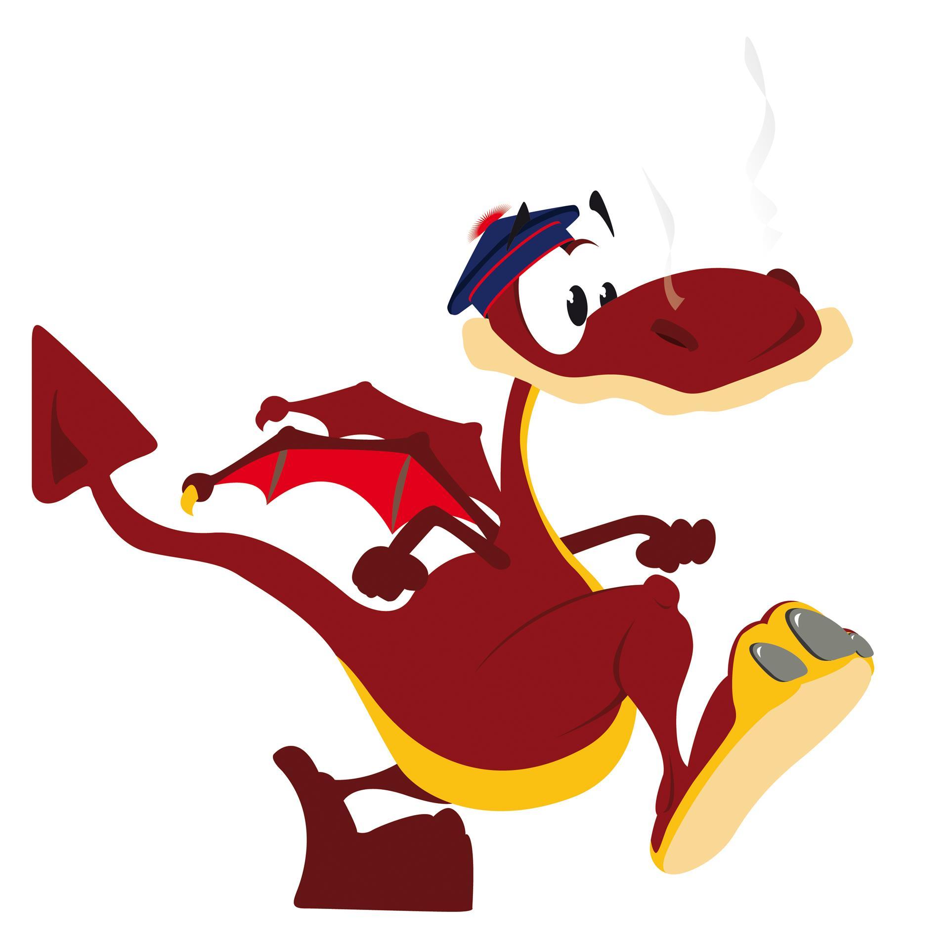 S''murot le petit dragon - OFFICE DE TOURISME DE SEMUR-EN-AUXOIS©C. GILLES / OT SEMUR-EN-AUXOIS