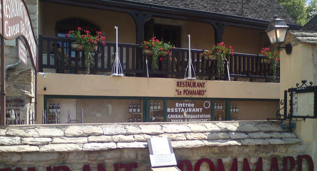Vue extérieure - Office de Tourisme Intercommunal Beaune et Pays Beaunois © Le Pommard