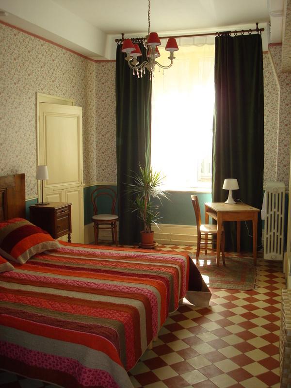 chambre - LA PAILLONNÉE©SOPHIE LOPPINET MÉO