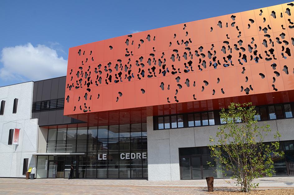 Le Cèdre - © Mairie de Chenôve / Direction des Affaires Culturelles © Ville de Chenôve