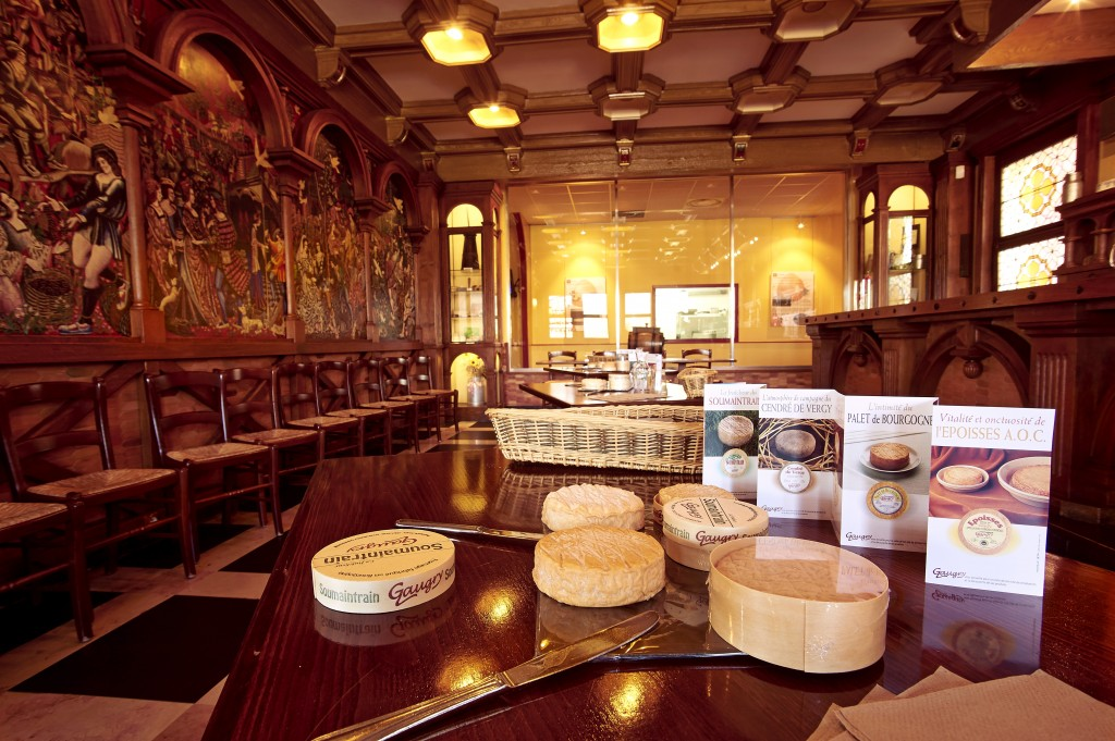 Fromagerie Gaugry - ADT21©FROMAGERIE GAUGRY