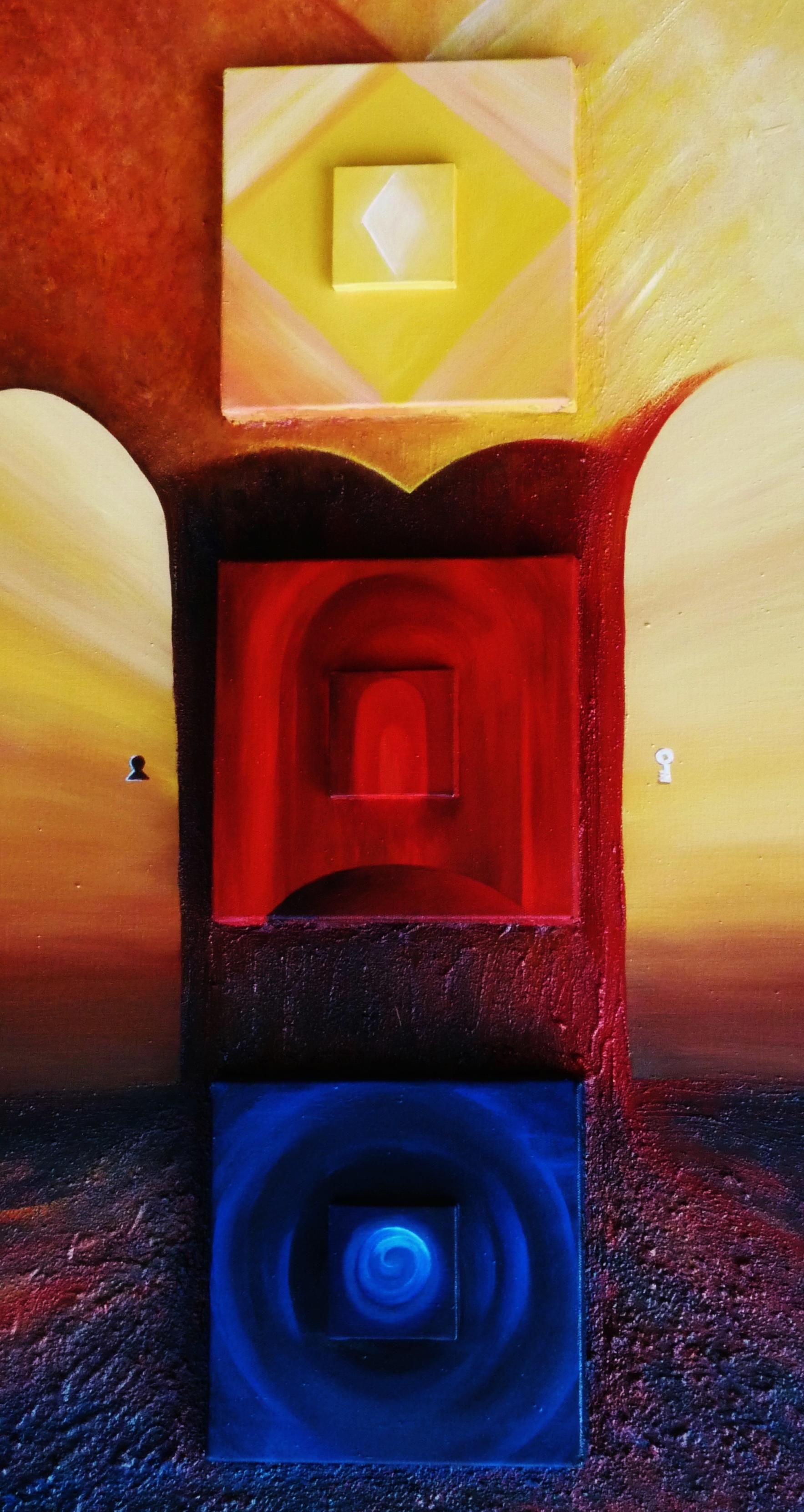 Les Trois Energies - Atelier d''art Les Trois Energies © Bénédicte charpentier