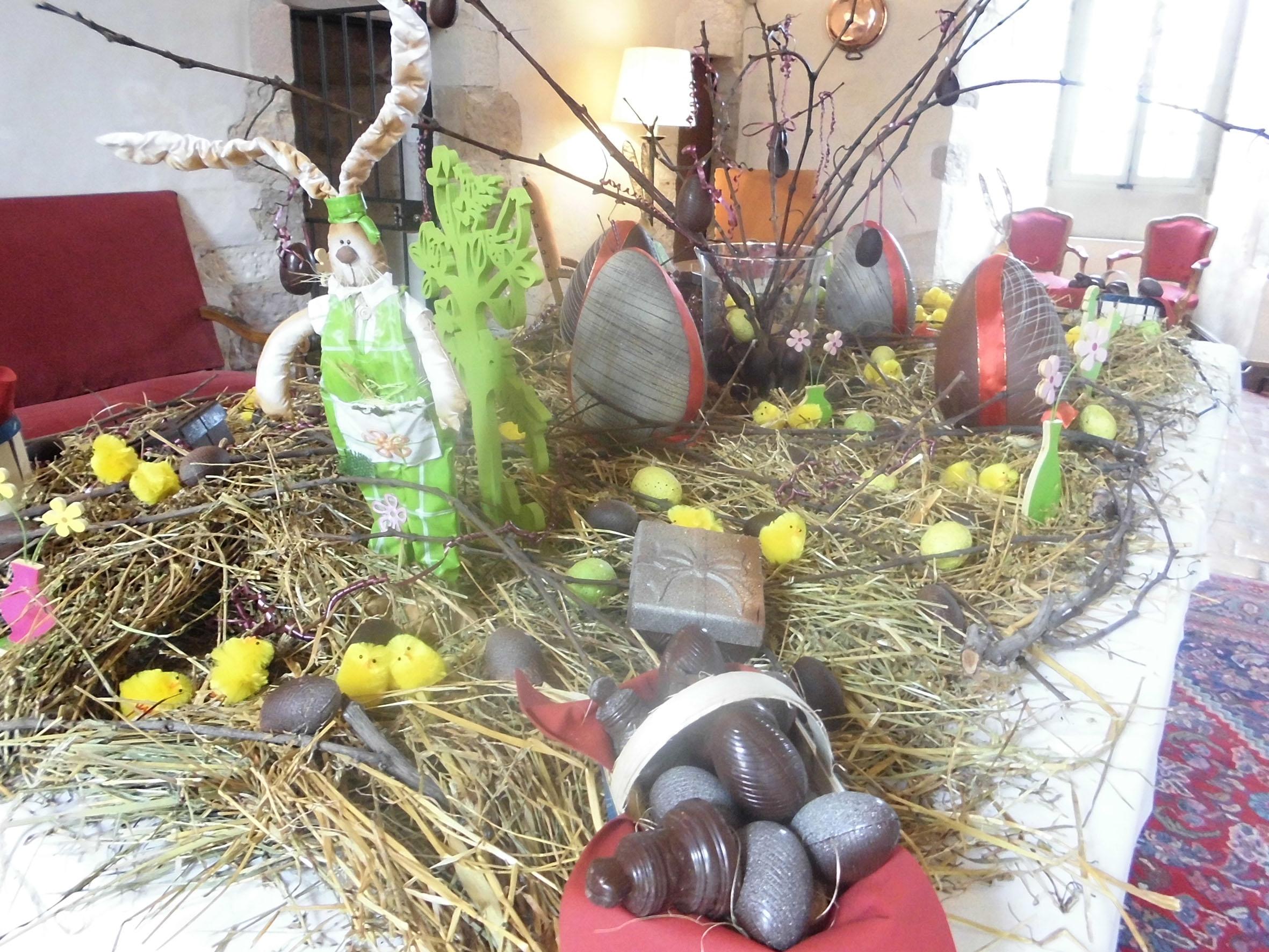 Pâques au Château de Gilly - Gilly-les-Cîteaux