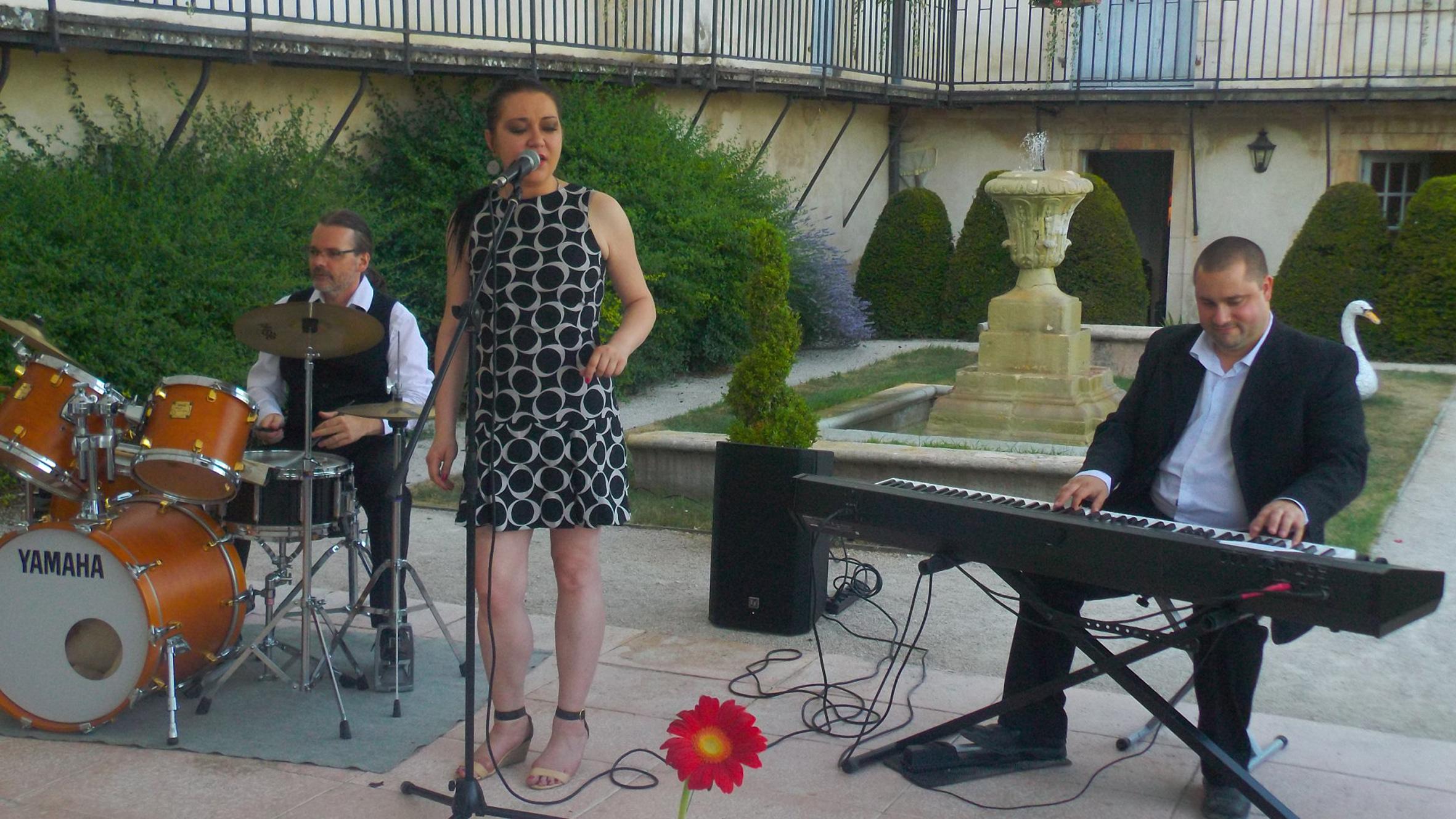 Fête de la Musique dans le parc du Château