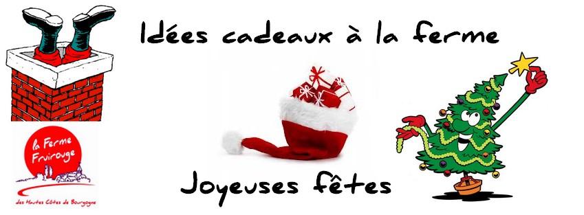 Idées cadeaux, fêtes de fin d'année à la ferme Fruirouge - Nuits-Saint-Georges
