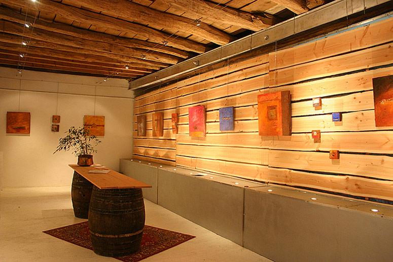 Galerie Espéranto espace temporaire - jill