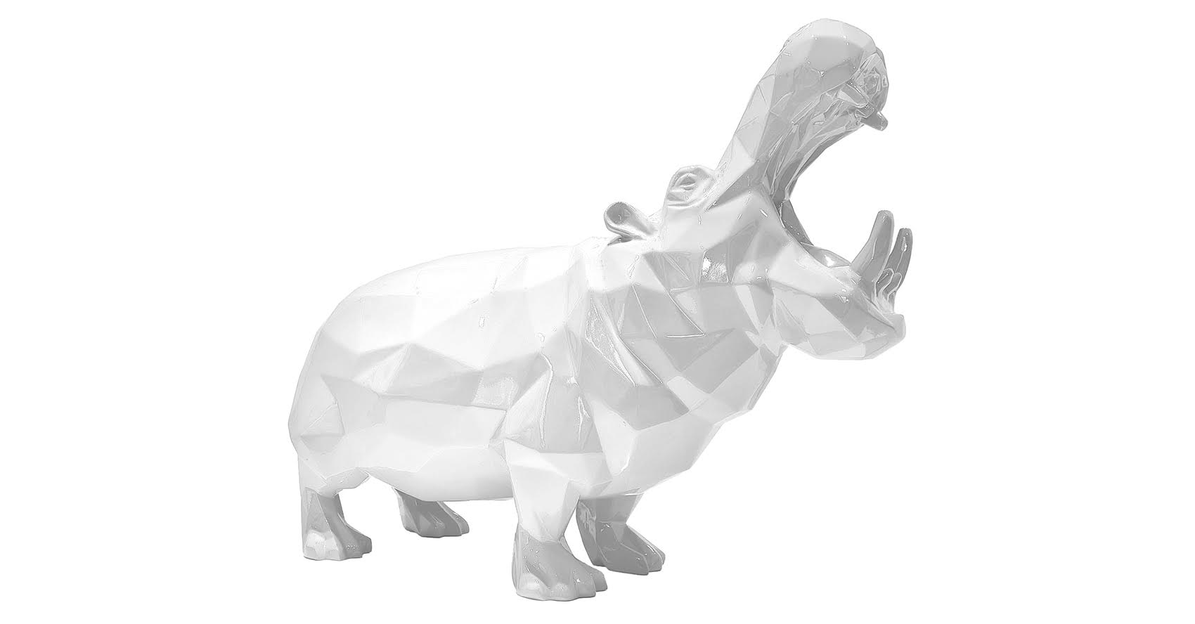 hippo blanc - orlinski