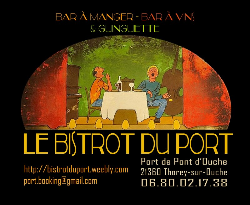 Restaurant-Bar à vin Le Bistrot du Port