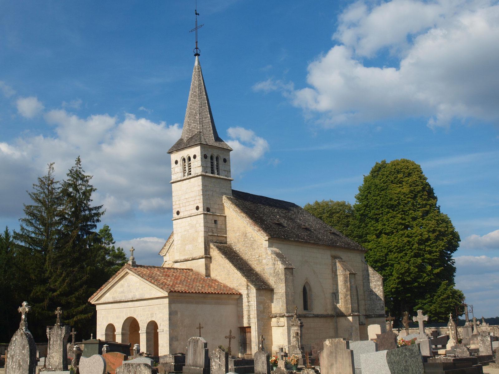 Eglise Saint-Phal - Hervé Vieulès